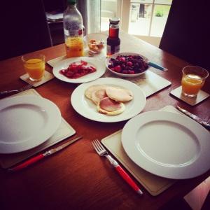 American Pancakes // 2014