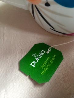 Green Tea. 2015