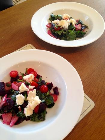 Healthy Summer Salad // 2015