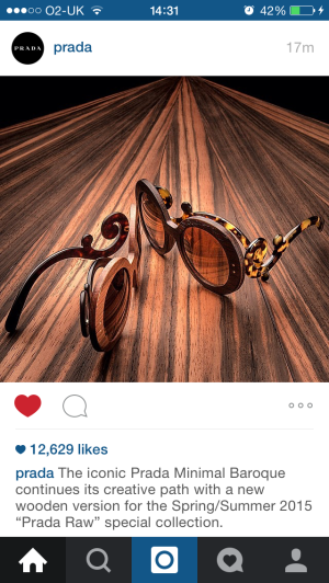 Instagram // Prada // 2015